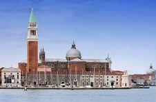 Free Saint Georgio Island In Venice, Italy Royalty Free Stock Image - 9798886