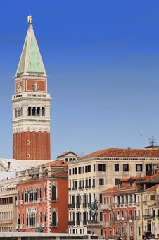 Free Piazza San Marco In Venice, Italy Stock Images - 9799034
