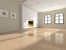 Free Hall Interior Stock Image - 9799621