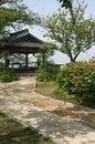 Free Japanese Garden Royalty Free Stock Photography - 982867