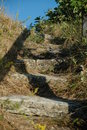 Free Stairs On Hill Stock Image - 984231