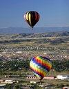 Free SS146 Hot Air Balloon Royalty Free Stock Photos - 989698