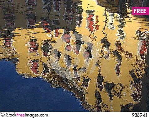 Free Reflection Stock Image - 986941