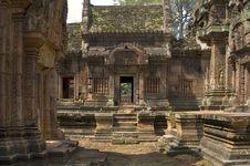 Free Banteay Seri Stock Photography - 980552