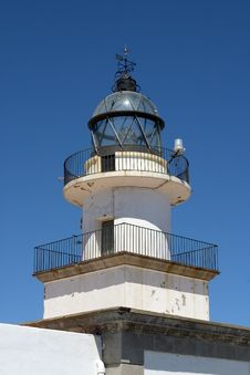 Free Lighthouse In The Costa Brava Royalty Free Stock Images - 981749