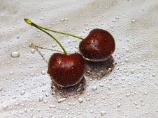 Free Cherry Royalty Free Stock Images - 982059