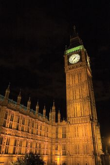 Free Big Ben Royalty Free Stock Photography - 982177