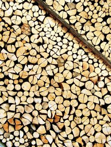 Free Cut Wood Stock Royalty Free Stock Images - 982439