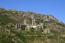 Sant Pere De Rodes, Catalonia Royalty Free Stock Images