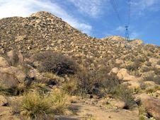 Free Sandia Mountain Base Royalty Free Stock Photos - 983478