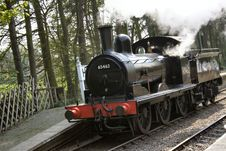 Free Steam Train Royalty Free Stock Image - 983846
