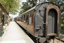 Free Railway Carriage Stock Photo - 983860