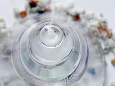 Glass Cone Stock Image