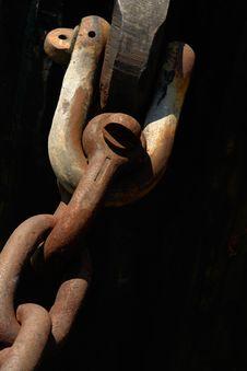 Free Chain Stock Image - 986101