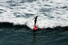 California Surfer Boy Stock Photos