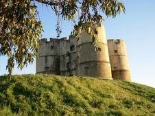 Free Castle Évoramonte Stock Photography - 987212