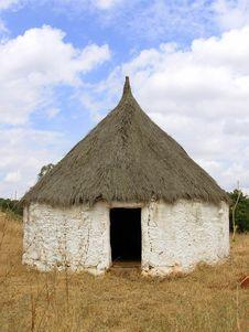 Free Hut Or Choça Stock Image - 987221