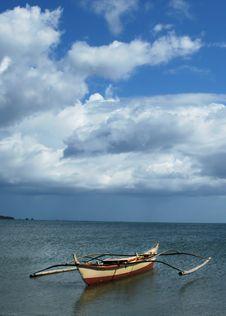 Free Fishing Boat Royalty Free Stock Photo - 987475