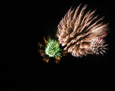 Free Fireworks Stock Images - 987614