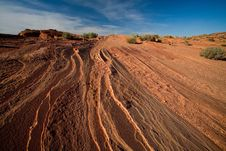 Free Rocky Desert Stock Photo - 987730