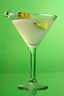 Free Cowboy Hoof Martini Royalty Free Stock Images - 987839