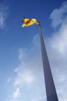 Free Ukrainian Flag Stock Photos - 987893
