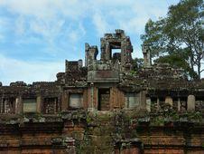 Free Angkor Wat Temple Stock Image - 987911