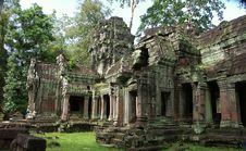 Free Angkor Wat Temple Stock Images - 987914