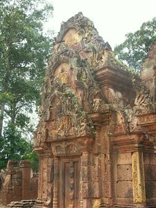 Free Angkor Wat Temple Stock Photo - 988020