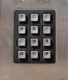 Free Appartment Buzzer Royalty Free Stock Photos - 988098