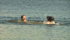 Free Bathing Stock Image - 988231