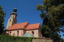 Free Church Royalty Free Stock Image - 988476