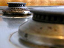 Free Gas-ring Stock Image - 988501