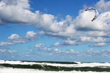 Free Kitesurfing Stock Photos - 988603