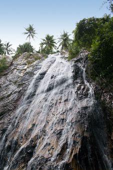 Free Koh Samui Waterfall Royalty Free Stock Images - 988729