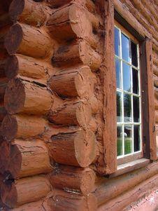 Free Cabin Logs Stock Image - 989351