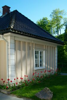 Free Detail Of Small, Wooden House Stock Photos - 989543