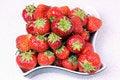 Free Fresh Strawberries 2 Stock Photos - 9807073