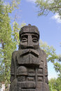 Free Wooden Idol Royalty Free Stock Image - 9808956