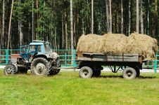 Free Haymaking Stock Images - 9801664