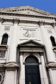 Free Santa Maria Della Pieta In Venice Stock Photo - 9802300