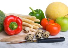 Free Fresh Vegetables Stock Photo - 9803260