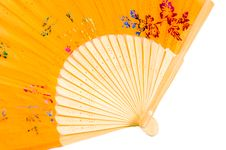 Free Chinese Fan Stock Image - 9803441