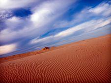 Free Sand Desert Stock Image - 9805231