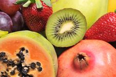 Free Fruits Stock Image - 9805261