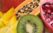 Free Fruits Royalty Free Stock Photo - 9805295