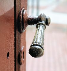 Free The Door Handle Stock Photo - 9805400