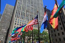 Free Flags Royalty Free Stock Photos - 9805508