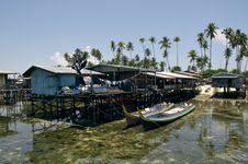 Free Mabul Island, Semporna, Sabah Royalty Free Stock Photos - 9805658