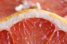 Free Grapefruit Macro Stock Photo - 9805660
